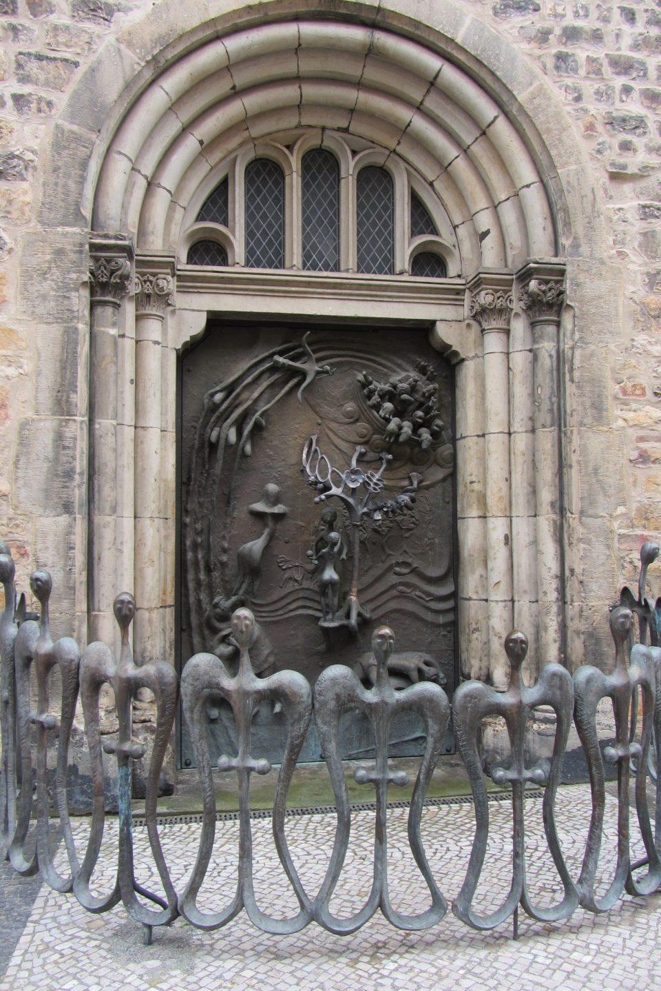 Portal St. Sebastian